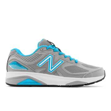 New Balance 1540v3 Made in US, Silver with Polaris