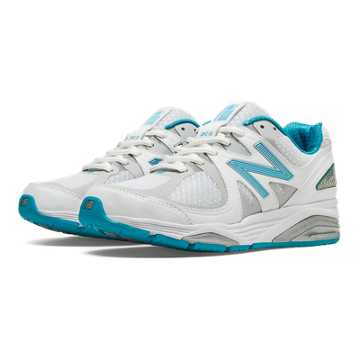 New Balance 1540v2 Made in US, White with Blue Bell