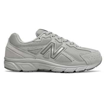 New Balance 480 V5系列女款復古運動鞋, 灰色