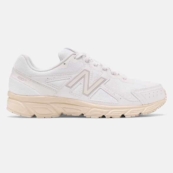 New Balance 480 V5系列女款复古运动鞋, W480WL5