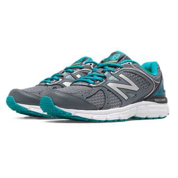 New Balance New Balance 560v6, Grey with Silver & Sea Glass