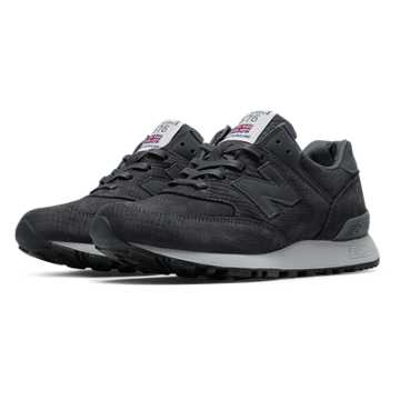 New Balance 576 Made in UK Animal, Dark Grey