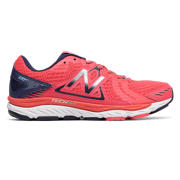 NB New Balance 670v5, Pink with Black