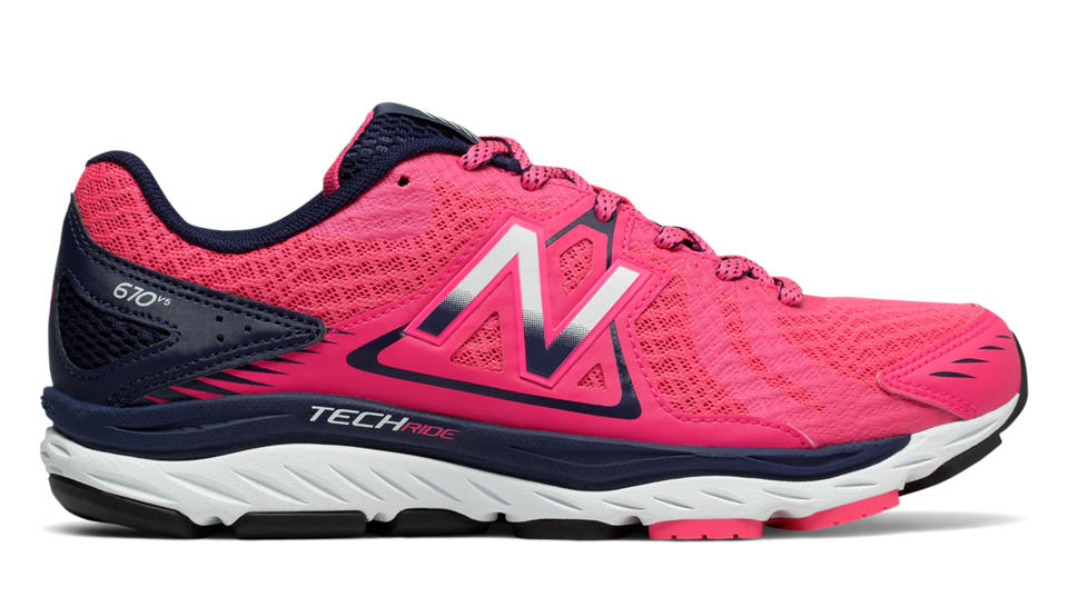 new balance 670v5 ladies running shoes