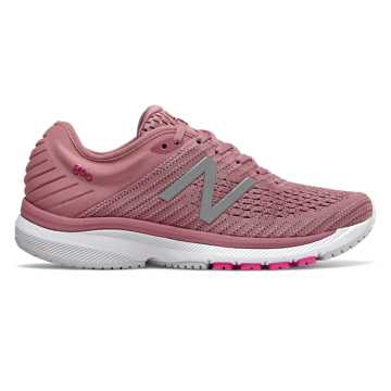 New Balance 860v10, Twilight Rose with Oxygen Pink & Peony
