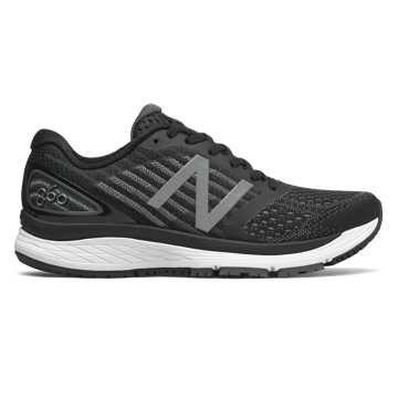 New Balance 860v9, Black with Magnet