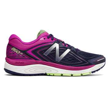 New Balance 860v8, Poisonberry with Pigment
