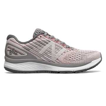 New Balance 860v9, Pink Mist with Team Away Grey