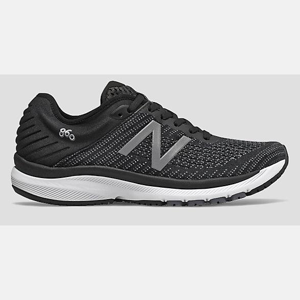New Balance 860 V10系列女款跑步运动鞋, W860K10