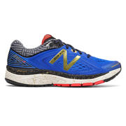 NB 860v8 NYC Marathon, Vivid Cobalt Blue with Gold