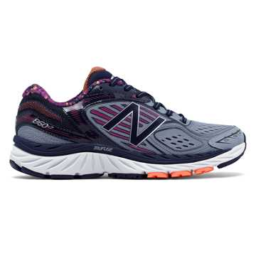 New Balance New Balance 860v7, Reflection with Poisonberry & Pigment