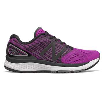 New Balance 860v9, Voltage Violet with Black
