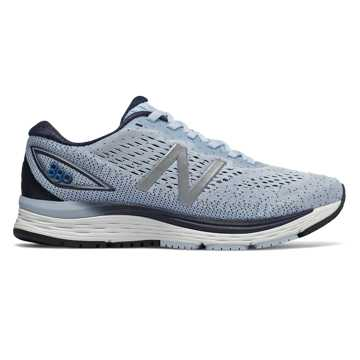 New Balance 880v9, Air with Light Cobalt & Reflection