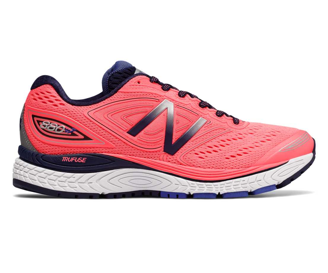 NB 880v7, Guava with Pigment & Blue Iris