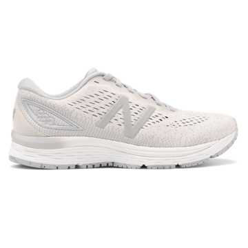 New Balance 880v9, Sea Salt with Light Aluminum & Reflection