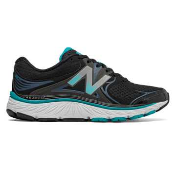 New Balance 940v3, Black with Pisces & Thunder
