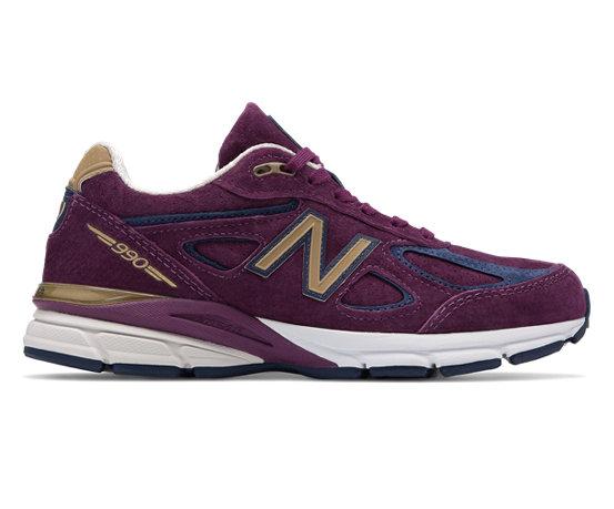 New Balance 990 Italia Grey Women's Shoes 574 Discounted
