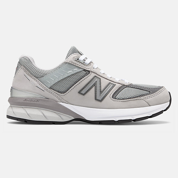 NB Made in US 990v5 with Nubuck, W990IG5