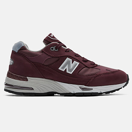 NB Made in UK 991, W991BBL image number null