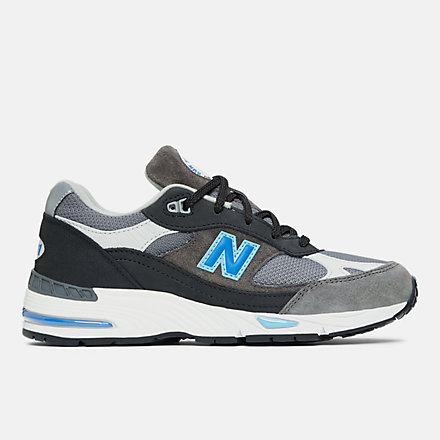 NB MADE in UK 991 Women's, W991LM image number null