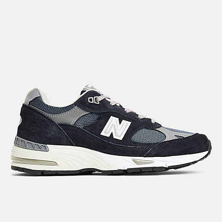 NB Made in UK 991 Nubuck, W991NV image number null