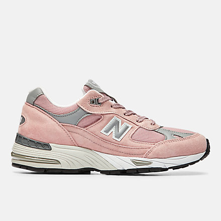 NB MADE UK 991, W991PNK image number null