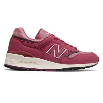 New Balance Made in US 997 The Retrospective Woman, Dragon Fruit with Birch