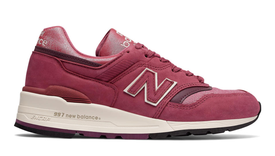 New Balance Made in US 997 The Retrospective Woman Dragon Fruit/Birch