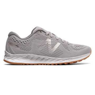 New Balance Fresh Foam Arishi, Overcast with Castlerock & Champagne Metallic