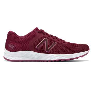 New Balance Fresh Foam Arishi v2, Dragon Fruit with Black & White