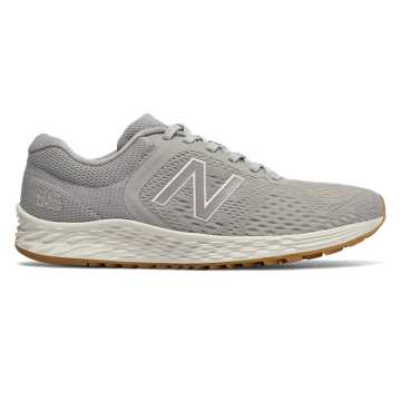 New Balance Fresh Foam Arishi v2, Overcast with Champagne Metallic & Sea Salt