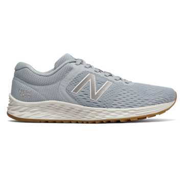 New Balance Fresh Foam Arishi v2, Light Cyclone with Sea Salt & Champagne Metallic