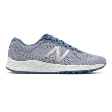 New Balance Fresh Foam Arishi Vintage Pack, Deep Porcelain Blue with Overcast & Sea Salt