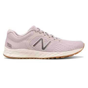 New Balance Fresh Foam Arishi v2, Light Cashmere with Dark Cashmere Metallic & Sea Salt
