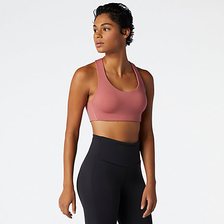 New Balance NB Fortiflow Bra, WB03031OFF image number null