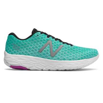 New Balance Fresh Foam Beacon, Light Tidepool with Tidepool & Voltage Violet