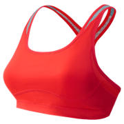 New Balance The Shapely Shaper Bra, Dragonfly