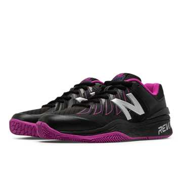 New Balance New Balance 1006, Black with Pink Zing
