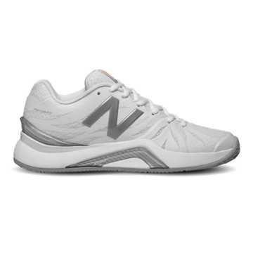 New Balance 1296v2, White with Icarus