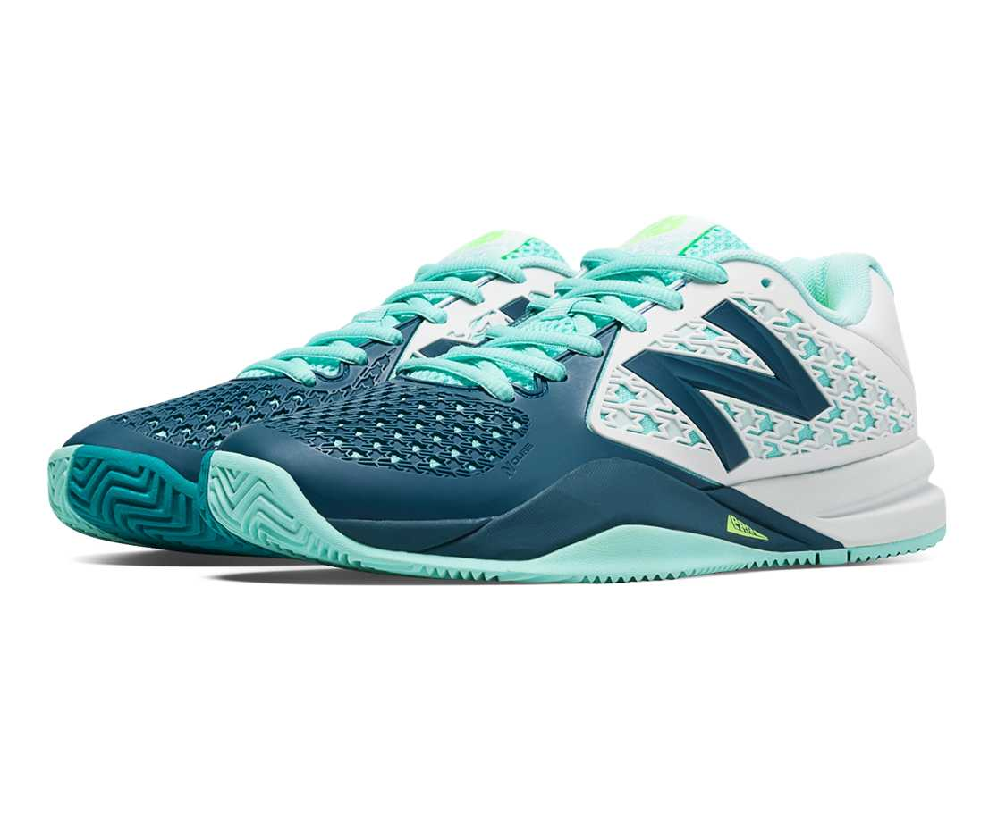 New Balance New Balance 996v2, Deep Water with White & Sea Glass