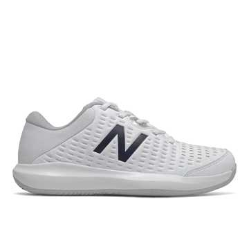 New Balance 696v4, White with Pigment