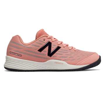 New Balance 896v2, White Peach with Pigment