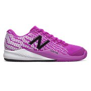 size 40 8f6ef 57e54 New Balance 996v3, Voltage Violet with White
