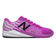 New Balance 996v3, Voltage Violet with White