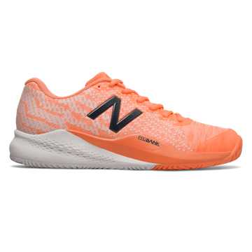 New Balance 996v3, Light Mango with White