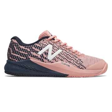 New Balance 996v3, White Peach with Pigment