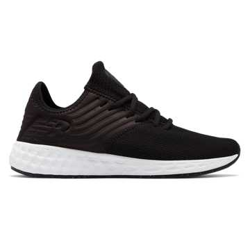 New Balance Fresh Foam Cruz Decon, Black with White