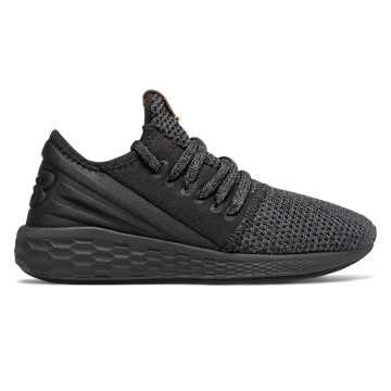 New Balance Fresh Foam Cruz Decon, Black with Magnet & Nimbus Cloud