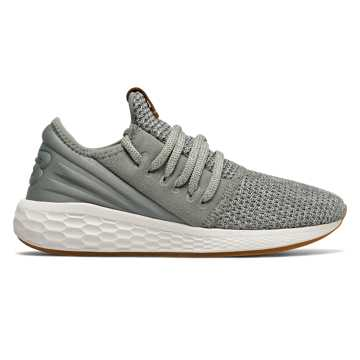 New Balance Fresh Foam Cruz Decon, Seed with Light Cliff Grey & Sea Salt