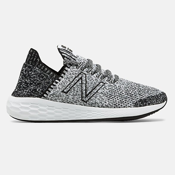 New Balance Fresh Foam Cruz SockFit, WCRZSLB2
